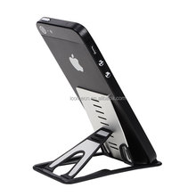 Universal Premium Aluminum Metal Mobile Phone Tablet Desk Holder Stand For ipad/ iPhone/Samsung/LG/Huawei/HTC/Andiord Phone/GPS