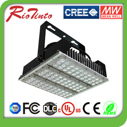 high quality waterproof IP65 meanwell driver led industrial light 200w UL