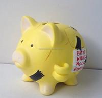 Ceramic piggy bank for sale ceramic money box