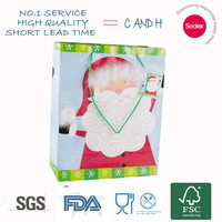 Decorative Paper Bag For Christmas