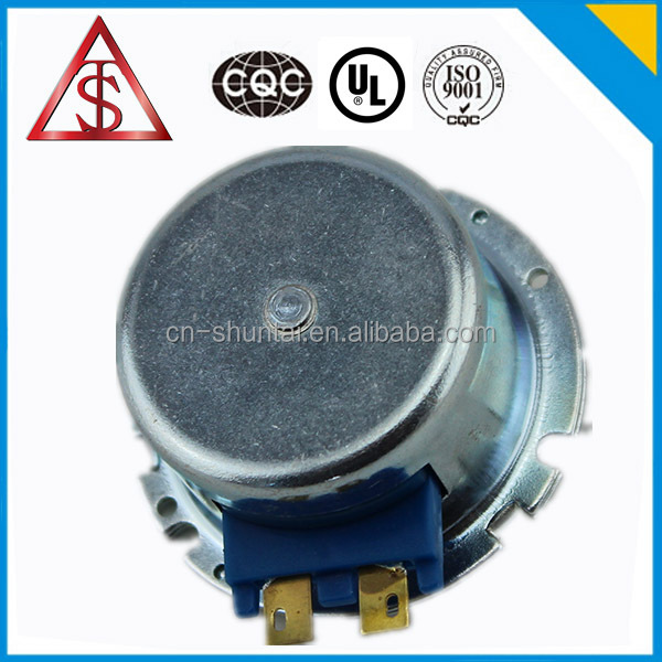 Made in ningbo factory super quality gear reduction electric motor