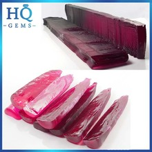 HQ wholesale ruby material 5# rough uncut and unrefined ruby