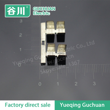 Factory direct U type terminal Round terminal connectors cross belt buckle large favorably DJ454 Chain