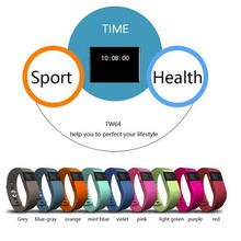 Smart Bracelet With IOS Android Phone APP Waterproof Smart Bracelet GPS Bluetooth Smart Wristband