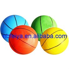 promotion mini basketball for kids
