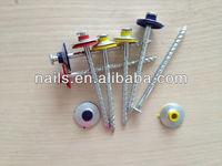 galvanized concrete screw nail factory