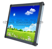 15 Inches LCD Touch Screen Monitor (4:3)