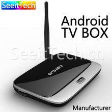 2014 best factory quad core Arabic iptv android tv box