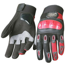 New Motorcycle Motorbike Sport Leather Gloves