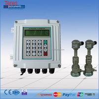 UFM-300F MODBUS M-BUS Fuji protocols flowmeter water flow rate sensor meter