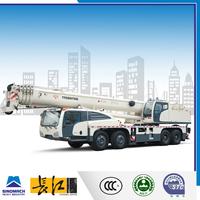 Euro III cummin u-shape telescopic Boom Cranes, right hand control 70 ton truck crane, Porsche cab ODM hot sale in south Asia