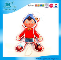 HQ7714 BORROWS dolls with EN71 standard for MINI toy