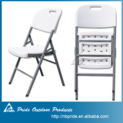 Wholesale 2015 top sell plastic used folding chairs wholesale Alibaba