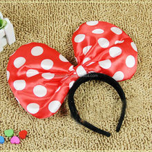 Perfect!!! Performing show Mickey Minnie headband Party supplies