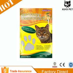 2015 Original Cat Litter Material Cat Litter Sand For Pet Bulk Cat Litter Wholesale
