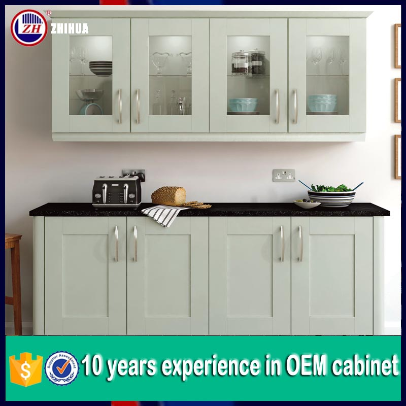 Modular used kitchen cabinets with cheap price high for Cheaper kitchen cabinets