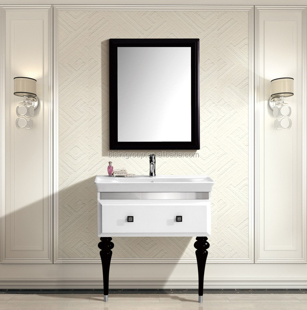 european style carved bathroom vanity vintage art bathroom cabinet