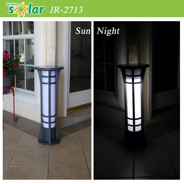 2015 Nice CE Solar Led Bollard Light For Solar Light Outdoor Led Bollard Ligh