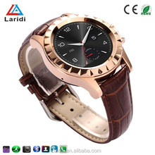 2015 New style cheap smart watch bluetooth phone A8 wristwatches waterproof support android and ios mobilephone