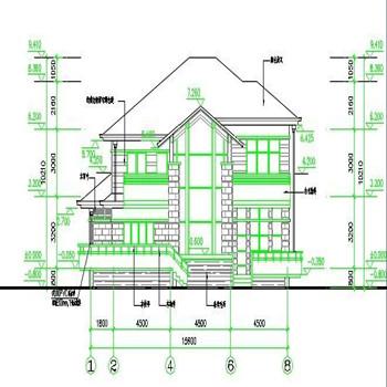 3d оргстекло архитектурная модель 3d бумажный дом модель
