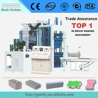 products you can import from china QT12-15 automatic brick manufacturing machines/automatic concrete block production line