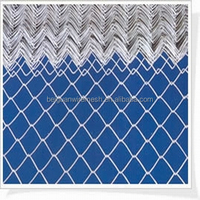 Professional Painted or Galvanized Chain Link Fence for sale