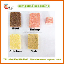 Magic Halal Chicken/shrimp/beef Bouillon Cubes ( compound seasoning),