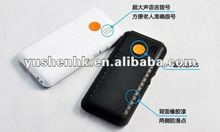 A668 super low price senior mobile phone FM SOS Torch MP3 MP4 GPS French Germany Russian Spanish 04