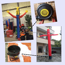 2015 New product custom advertising inflatable air tube man,mini inflatable inflatable sky air dancer