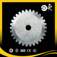 Rotary Tooth Cutter Blades
