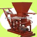 Nova máquina! Eco brava máquina de tijolos linha de produção, solo de blocos