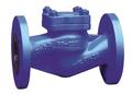 Din 17245/17445 de aceite / agua bastidor de tipo ascensor válvula de retención