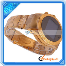 S766 Dual Card Bluetooth Touch Screen Watch Phone