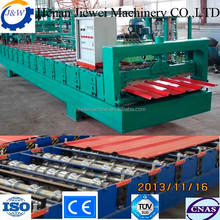 JW71 Thermoset molding plastic tiles 400t hydraulic press
