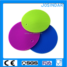 2015 Chinese factory non slip Silicone pot holder mats for dishwasher