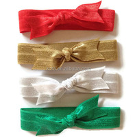 2015 New Arrival Knotted Hair Ties For Girls