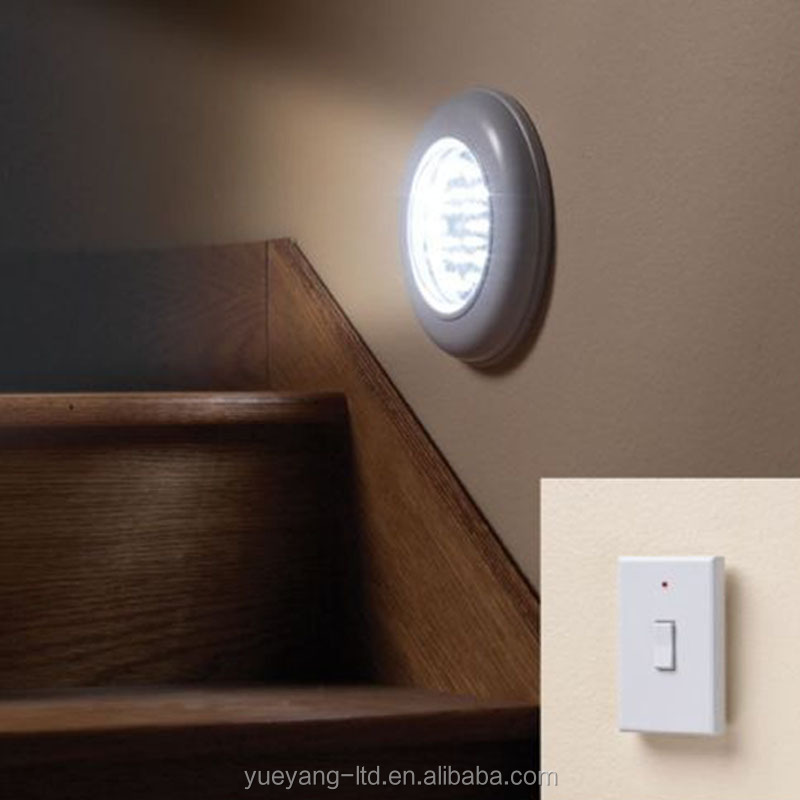 fonctionne sur piles t l commande sans fil paroi de. Black Bedroom Furniture Sets. Home Design Ideas