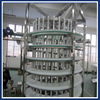 Food Spiral Cooling Bread / Cake Conveyor Chilling Conveyor
