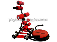 total core ab exerciser manual/ab shaper exercise equipment/portable exercise equipment