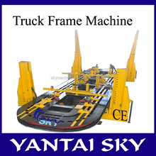Yantai SKY Supplier of dent repair tool truck chassis straightening used bench for sale