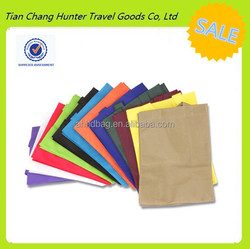 alibaba china reusable foldable eco tote non woven promotional bags