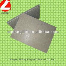 revestimento da parede externa de fibra de cimento da placa com certificado do ce