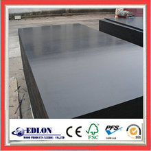 18mm finger jointed core film faced plywood panel, Chinese cheap film faced plywood manufacturer
