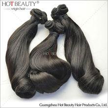 Top Quality No Shedding 8A Magical Curl Hair 100% Unprocessed Virgin Brazilian Human Hair