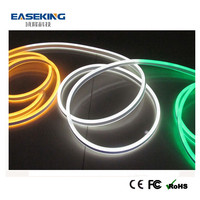 colorful flexible neon lights fixture with the side protect board