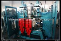 Customized Bottle Extrusion Blow Moulding Machine