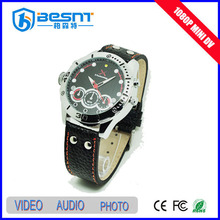BESNT HD Watch hidden recording camera IR Security HD 1080P Watch Camera video 1920x1080 BS-S13