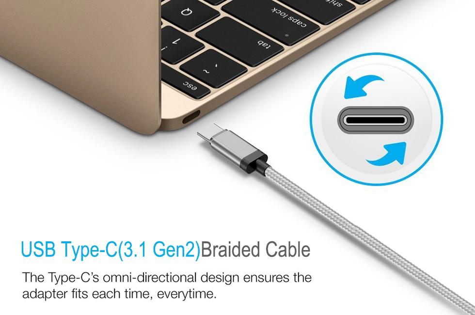 GEN 2 Type C Cable