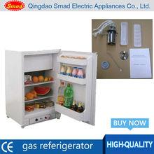 alta qualidade 95l mini geladeira a gás