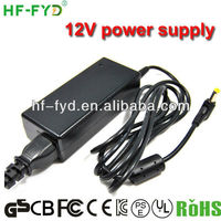 100% safe approved UL.CE,FCC,ROHS KC 12v 2a 15v 1.5a 24v 2.5a 12v ~ac power adapter for xbox360
